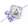 Light Sapphire/ Silver